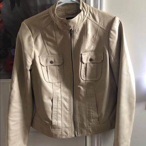 Women's Faux leather blazer/jacket